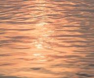 美丽在水中反射 免版税库存照片