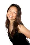美丽女性泰国 免版税库存照片