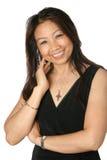 美丽女性泰国 免版税图库摄影