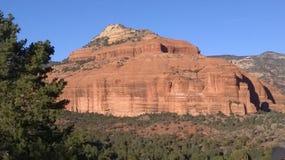 美丽如画的岩石 库存照片