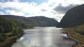 美丽如画的海湾Killin,苏格兰高地,英国 股票录像