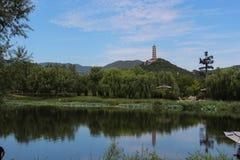 美丽如画的北部好莱坞公园 免版税库存照片