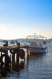 美丽如画的港口 免版税库存图片
