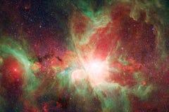 美丽宇宙 科幻墙纸 美国航空航天局装备的这个图象的元素 图库摄影