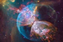 美丽宇宙 美国航空航天局装备的这个图象的元素 免版税图库摄影