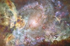美丽宇宙 美国航空航天局装备的这个图象的元素 图库摄影