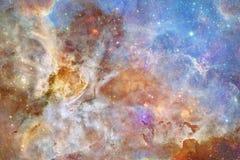 美丽宇宙 美国航空航天局装备的这个图象的元素 库存图片