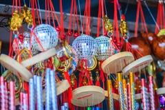 美丽泰国好运项目, s的传统护身符 免版税库存图片