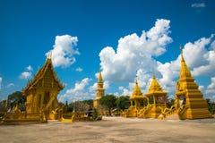 美丽泰国的寺庙 库存图片