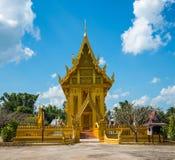 美丽泰国的寺庙 免版税图库摄影