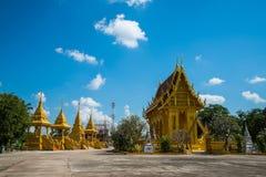 美丽泰国的寺庙 库存照片