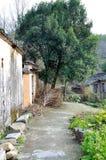 美丽的乡下中国 免版税图库摄影