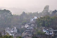 美丽的乡下中国 库存图片