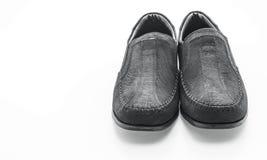 美丽的人皮鞋 免版税库存图片