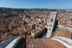 美丽的佛罗伦萨市 库存图片