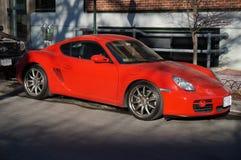 美丽的保时捷911 Carrera 免版税库存照片