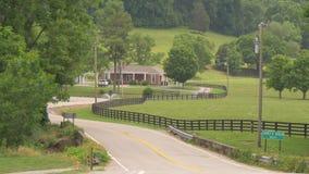 美丽的农场在田纳西 影视素材