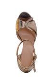 美丽的凉鞋 免版税库存图片