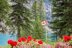 美丽的加拿大 图库摄影