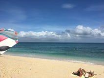 美丽的博拉凯海岛在菲律宾 库存图片