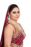 美丽的印地安人 免版税库存照片