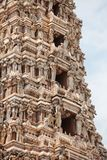 美丽的印度寺庙 免版税库存图片