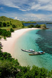 美丽的印度尼西亚海滩 免版税库存照片