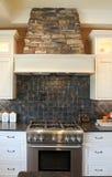 美丽的厨房 库存照片