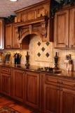 美丽的厨房 免版税库存图片