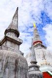 美丽的古庙 免版税图库摄影
