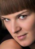 美丽的吸引的妇女 免版税库存图片