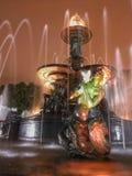 美丽的喷泉 库存照片