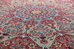 美丽的地毯东方人 免版税库存照片