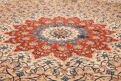 美丽的地毯东方人 免版税库存图片