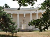 美丽的城堡历史纪念碑三雍容 库存照片