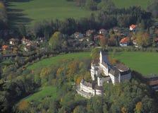 美丽的城堡 库存图片