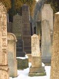 美丽的墓碑 免版税库存图片