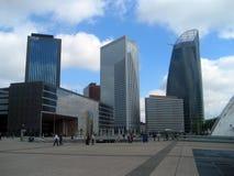 美丽的大厦在法国 免版税库存图片