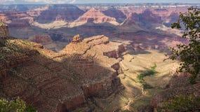 美丽的大峡谷 免版税库存图片