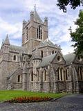 美丽的大教堂爱尔兰 免版税库存图片