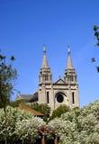 美丽的大教堂约瑟夫st 免版税库存照片