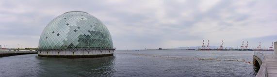 美丽的大阪海博物馆 免版税库存照片