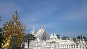 美丽的天堂寺庙 库存图片