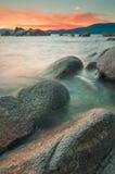 美丽的太浩湖加利福尼亚 免版税库存图片