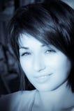 美丽的女孩年轻人 免版税图库摄影