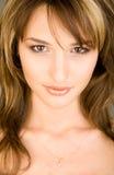 美丽的女孩年轻人 图库摄影