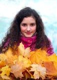 美丽的女孩纵向少年年轻人 库存图片