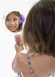 美丽的女孩 库存图片