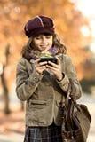 美丽的女孩 库存照片