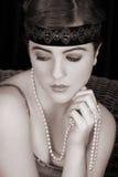 美丽的女性 免版税图库摄影